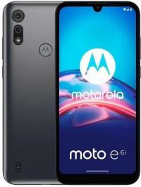 Смартфон Motorola E6i 2/32 GB Meteor Grey (серий)