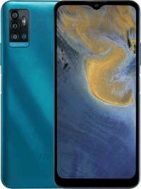 Смартфон ZTE BLADE A71 3/64 GB Green (Зеленый)