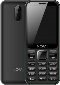 Мобильный телефон Nomi i284 Black (черный)