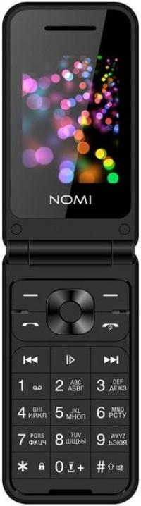 Мобильный телефон Nomi i2420 Black (Черный)