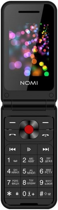 Мобильный телефон Nomi i2420 Red (красный)