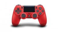 Аксессуар к приставке Sony PS4 Dualshock 4 V2 Red