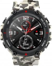 Смарт-часы Amazfit T-Rex Camo Green